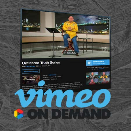 Vimeo on Demand: Unfiltered Truth